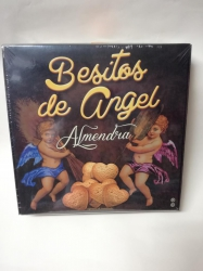 Besitos de Angel con Almendra.
