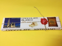 Chocolate 300gr Blanco.